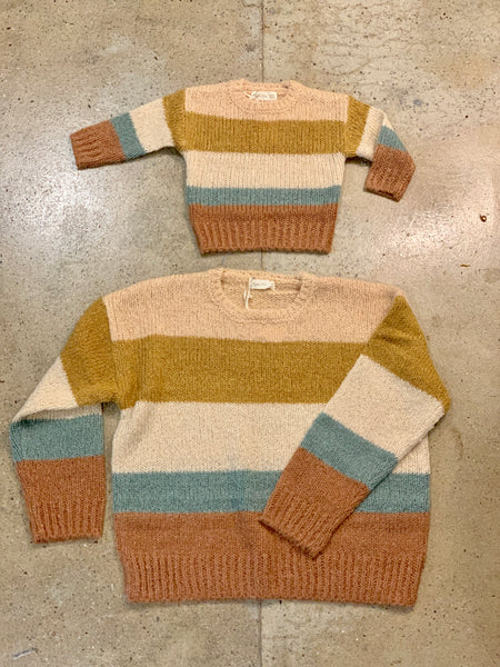 Aspen Stripe Sweater - Women's