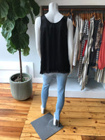 Feather Tank - Black