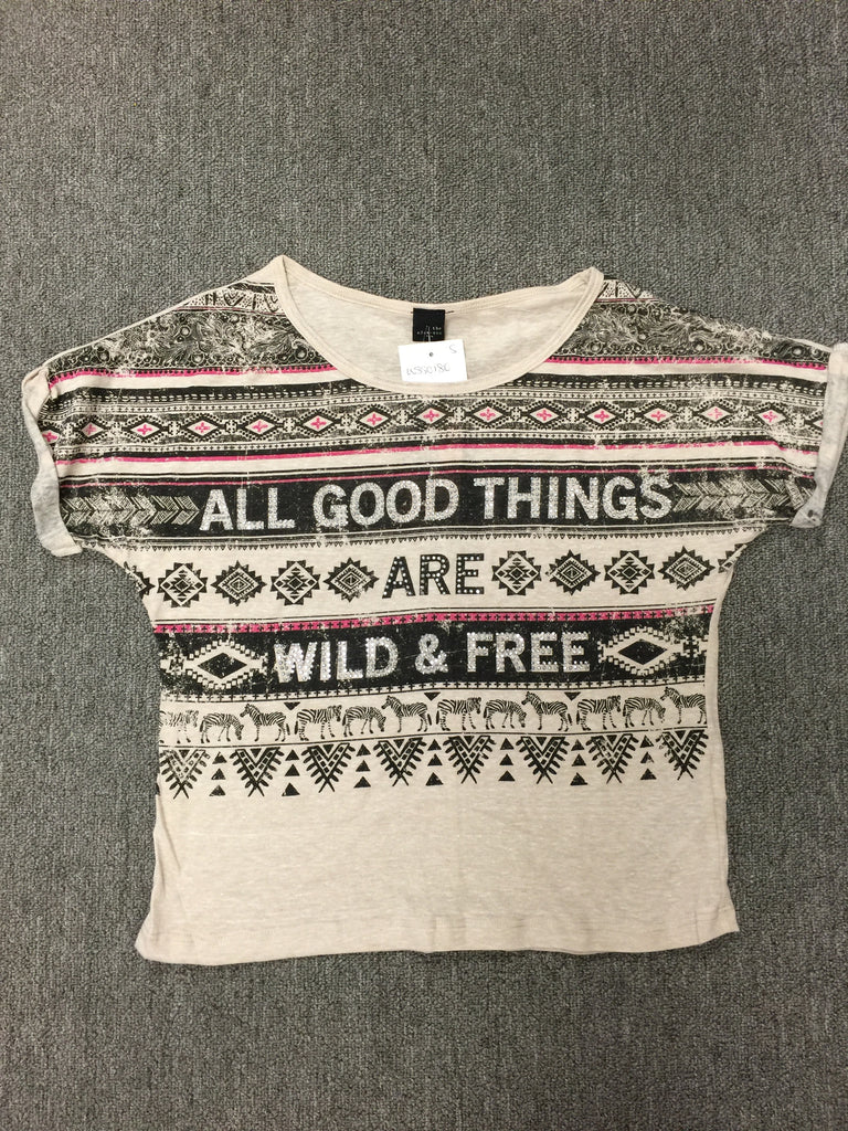The Classic All Good Things T-Shirt