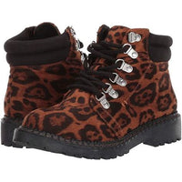 Cristal Leopard Ankle Boot