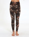Organic High Waisted Leggings - Koala