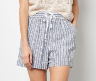 Kori Shorts - Porto Stripe