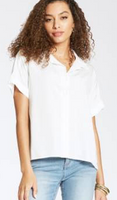 Letoya Blouse - Optic White