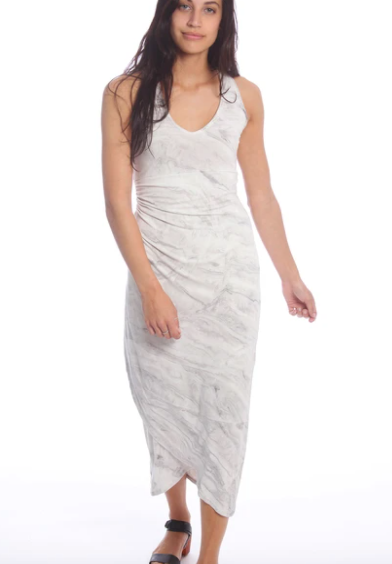 Shanti Midi Dress- Maverick