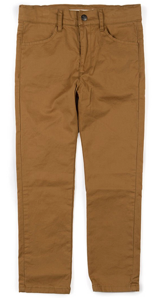 Skinny Twill Pant - Cathay Spice