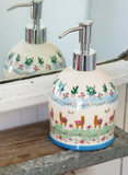 Ceramic Soap Pumps