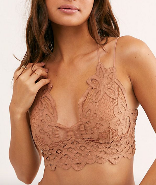 Adella Bralette - Multiple Colors