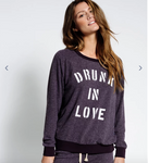 Drunk in Love Hacci Pullover
