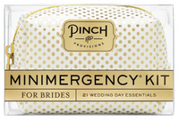 Minimergency Kit for Brides