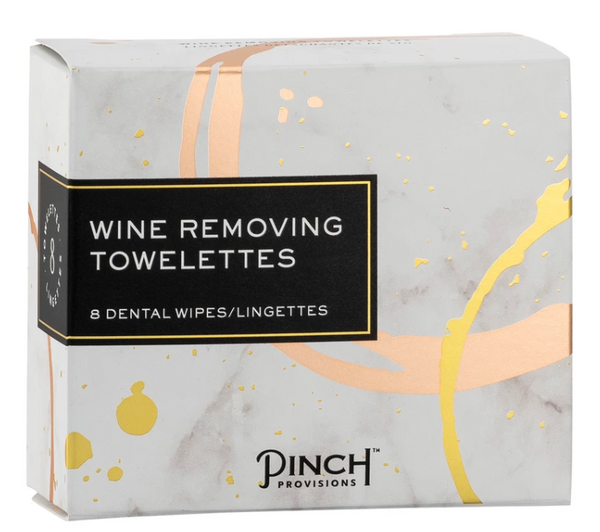 Wine Remover Wipes