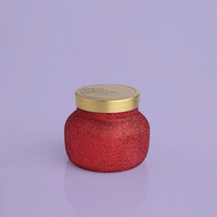 Volcano Holiday Glam Signature Jar Candle