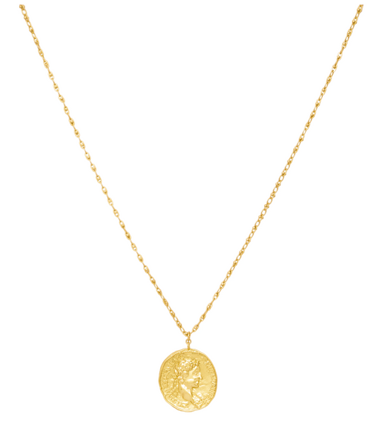 Constantine Medallion Necklace