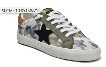 Repeat Multi Madness Watercolor Sneaker