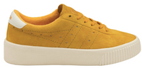 Super Court Suede Trainer - Sun