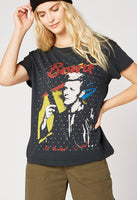 David Bowie Studded Tour Tee