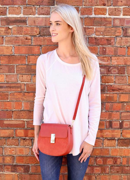 Midler Structured Crossbody
