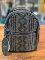 Sequin Beaded Backpack
