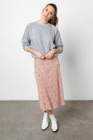Anya Skirt - Spotted Rose