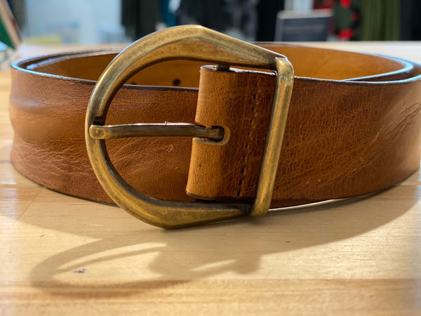 Gordana Bridle Leather Belt