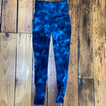 Organic High Waisted Leggings - Raven