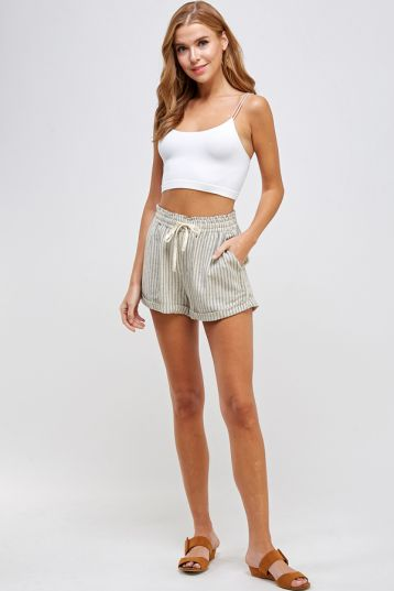 Summer Stripe Shorts