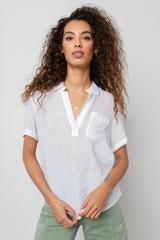 Savannah Tee - White