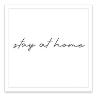 Inked Stay at Home Single Tattoo