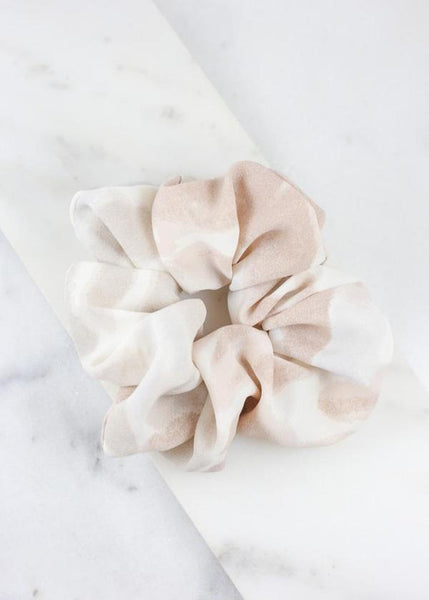 Kellie Printed Scrunchie