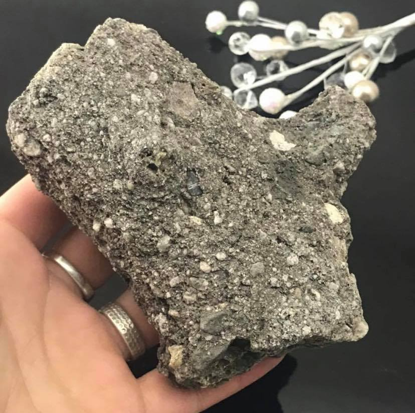 Fulgurite *Lightning Strike* Mineral from: Utah - 4