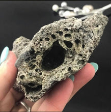"Load image into Gallery viewer, Fulgurite *Lightning Strike* Mineral from: Utah - 4"" Long"