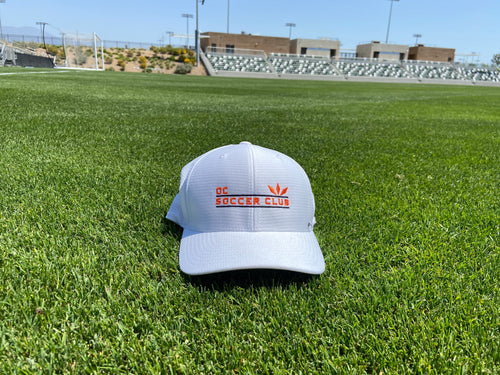 OCSC Flex Fit Hat - White