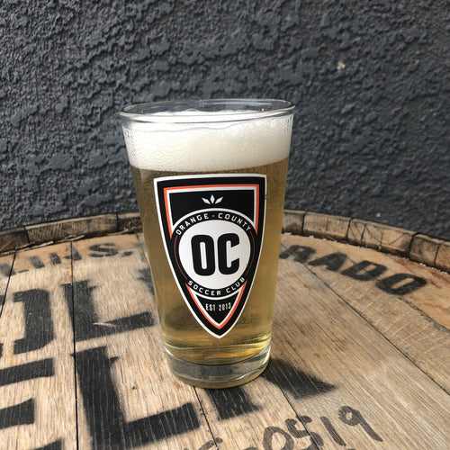 OCSC Pint Glass