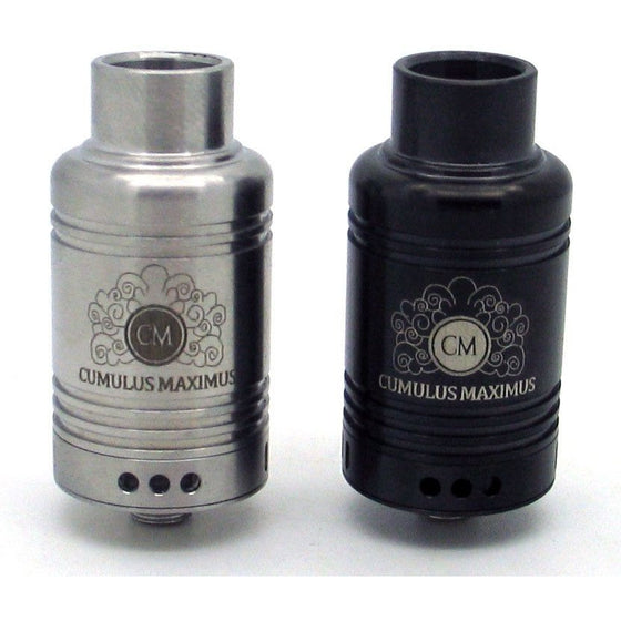 Cumulus Maximus RDA - Wholesale Vapor Supplies  - 1