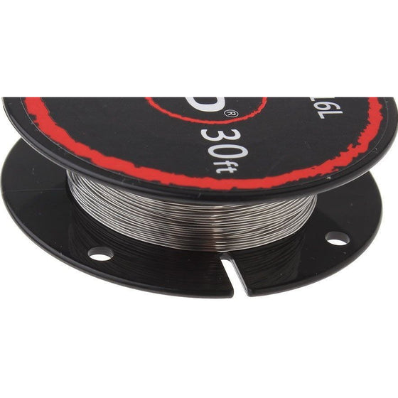 Youde 316 Stainless Steel Resistance Wire - Wholesale Vapor Supplies