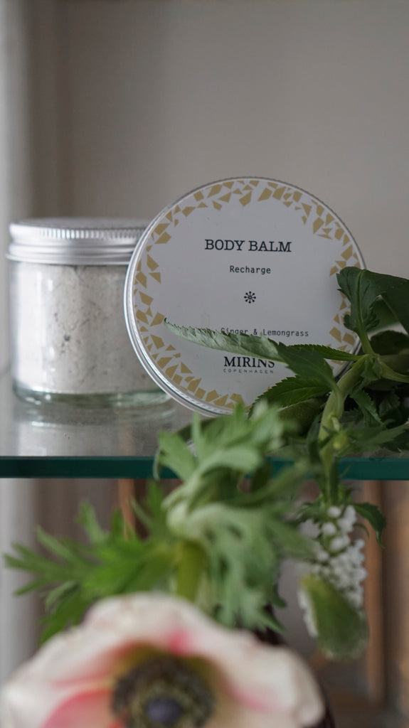 Body Balm - Recharge - Lemon, Ginger & Lemongrass