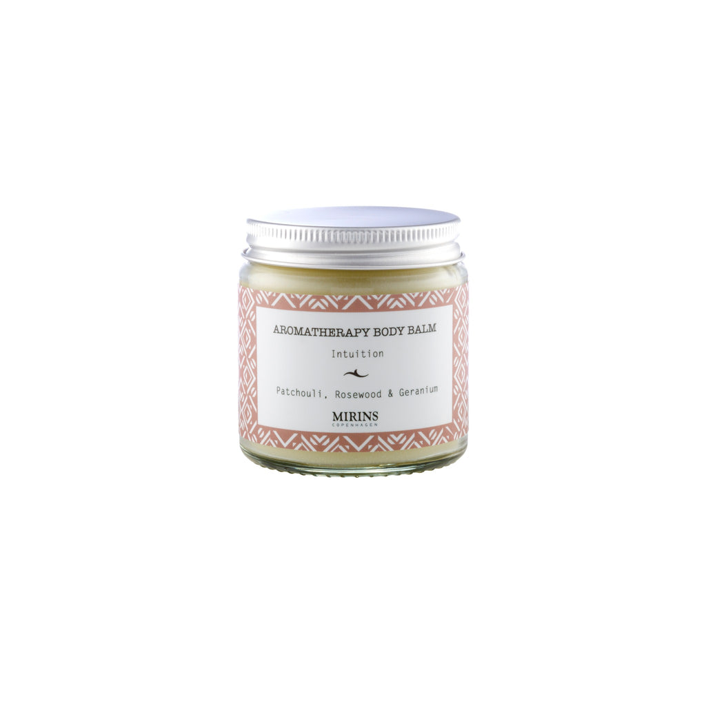 Body Balm - Intuition - Patchouli, Rosewood & Geranium