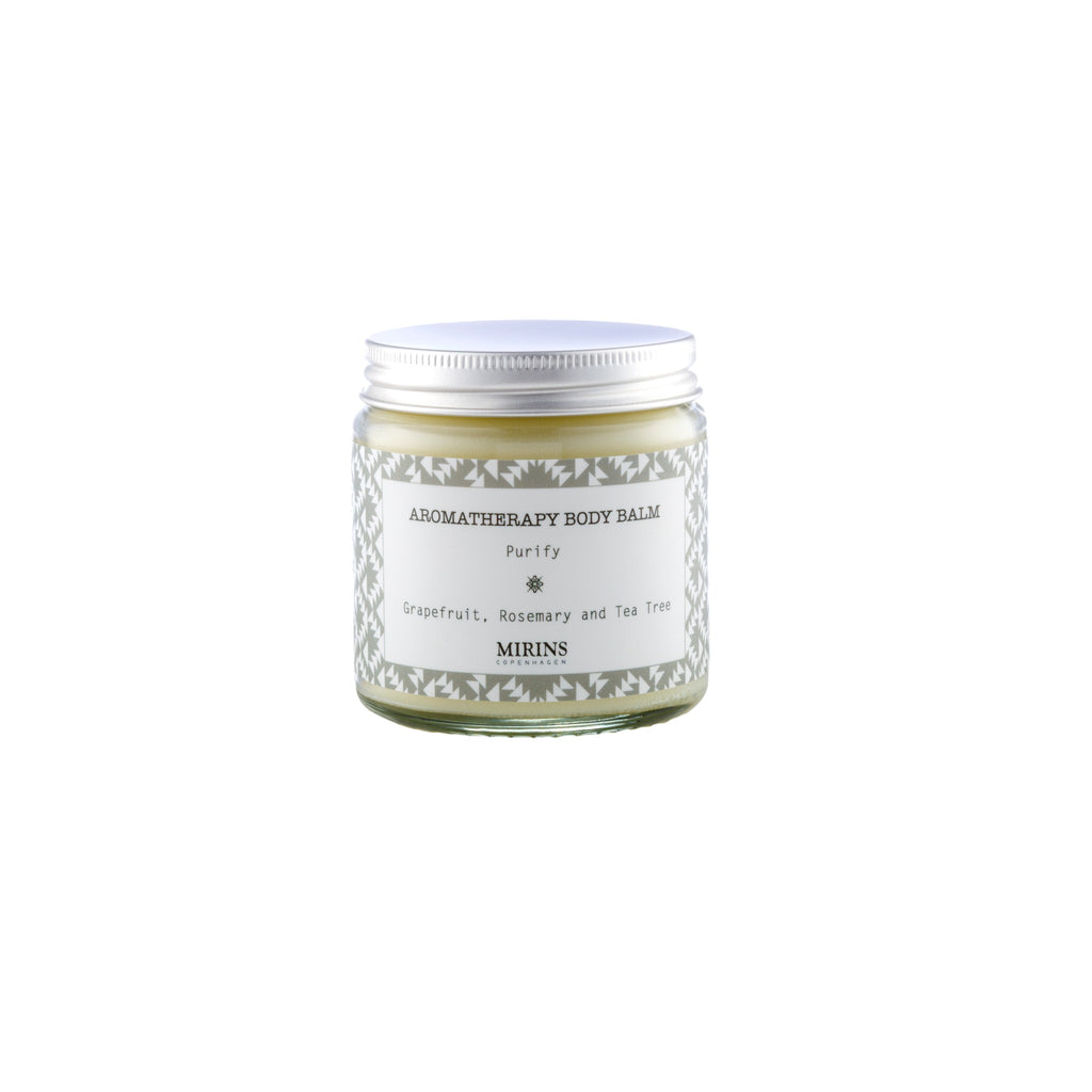 Body Balm - Purify - Grapefruit, Rosemary & Tea Tree