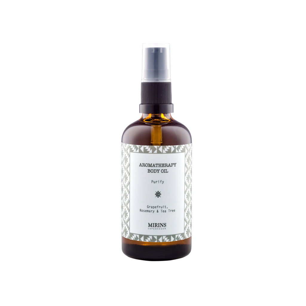 Body Oil - Purify - Grapefruit, Rosemary & Tea Tree