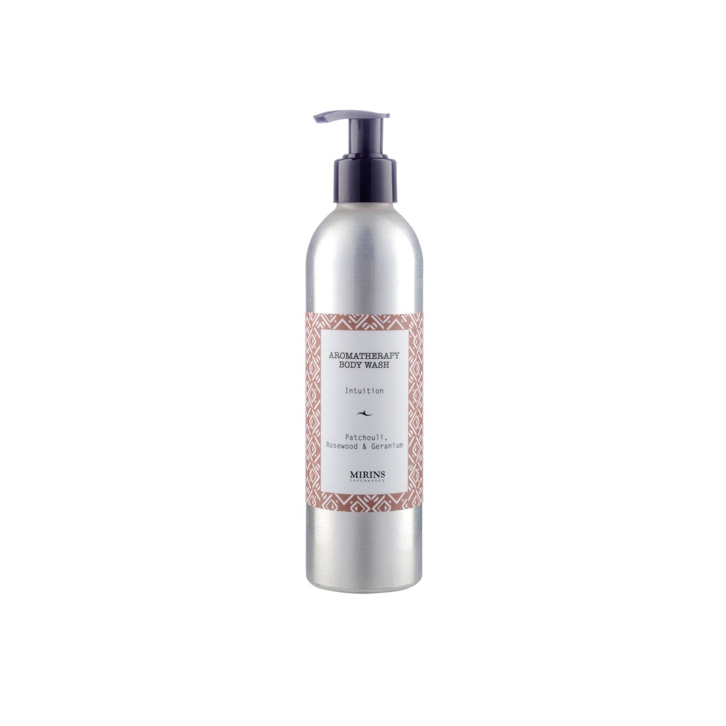 Body Wash - Intuition - Patchouli, Rosewood & Geranium