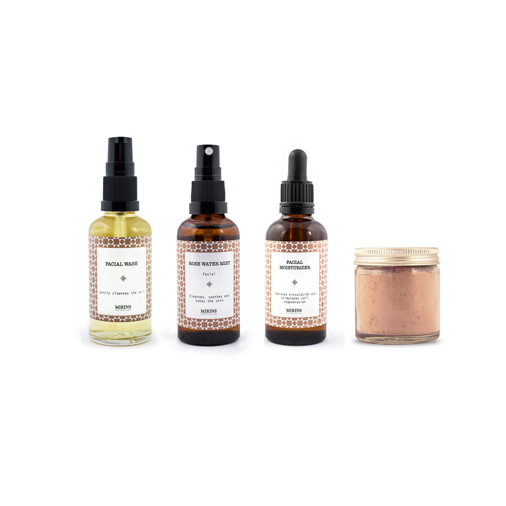 Glowing Skin Collection