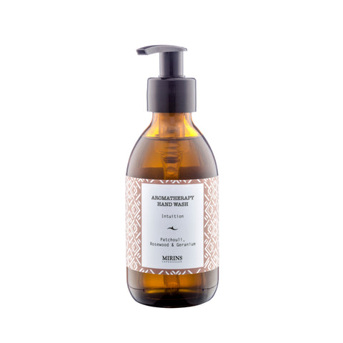 Hand Wash - Intuition - Patchouli, Rosewood & Geranium