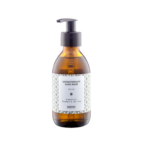 Hand Wash - Purify - Grapefruit, Rosemary & Tea Tree