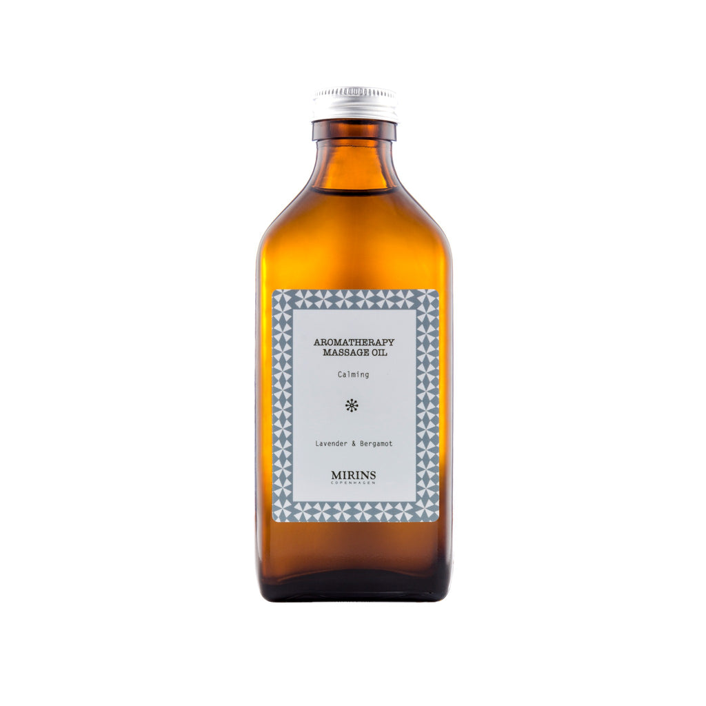 Massage Oil - Calming - Lavender & Bergamot
