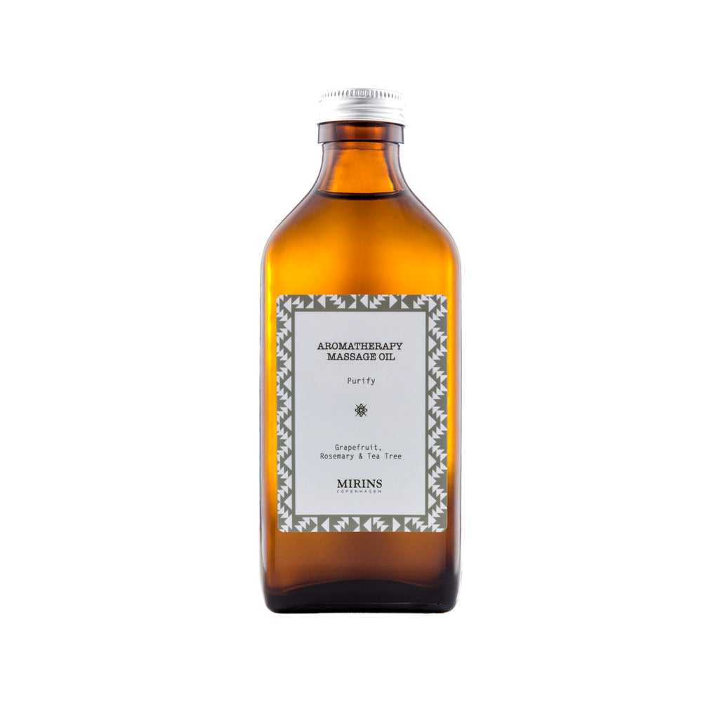Massage Oil - Purify - Grapefruit, Rosemary & Tea Tree