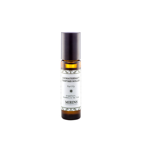 Perfume Roller - Purify - Grapefruit, Rosemary & Tea Tree