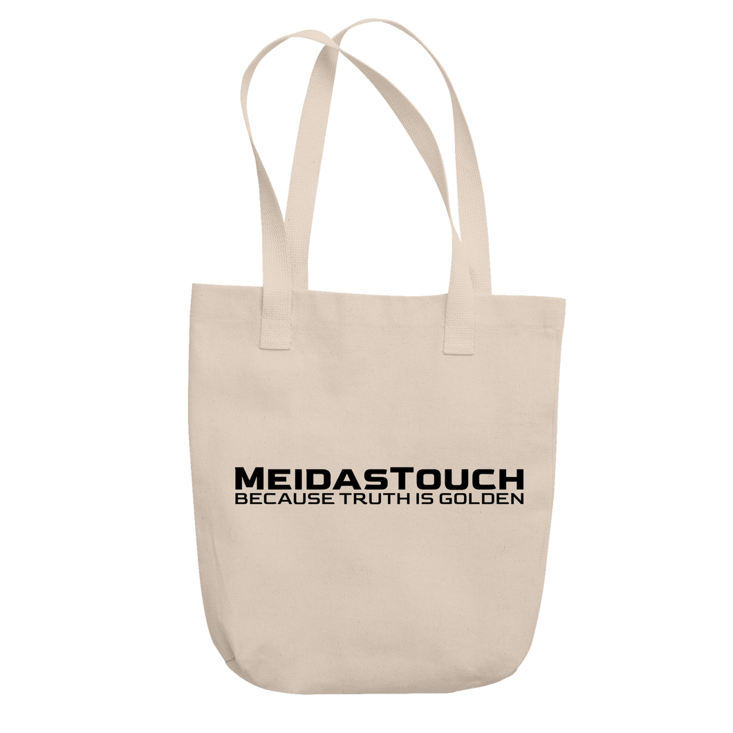 MeidasTouch Logo Tote