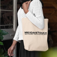 Load image into Gallery viewer, MeidasTouch Logo Tote
