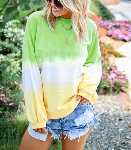 Fashion WIz Model  with Fall Sweater and denim shorts