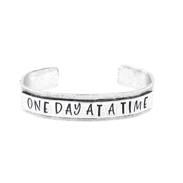 'One Day at a Time' Cuff