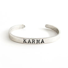 Load image into Gallery viewer, 'Karma' Cuff